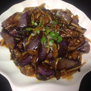 eggplant-w/-garlic-sauce