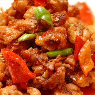 chicken-w/-spicy-sauce