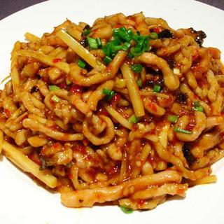 sliced-pork/fish-fillet/chicken-with-spicy-garlic-sauce