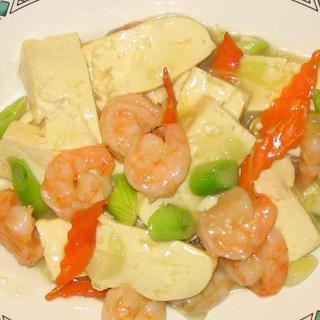 prawns-with-tofu