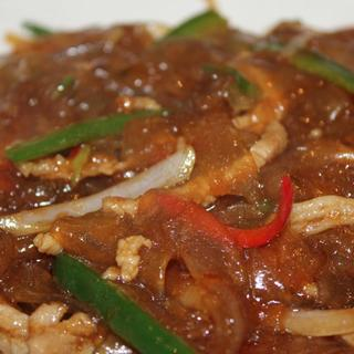 shredded-pork-w/green-pepper-and-rice-noodle