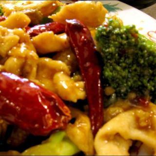 chicken-w/-hot-spicy-pepper