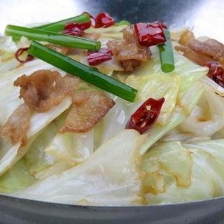 griddle-cooked-spicy-cabbage-w/pork