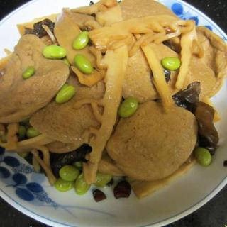 shanghai-style-special-bean-curd-w/-soy-beans