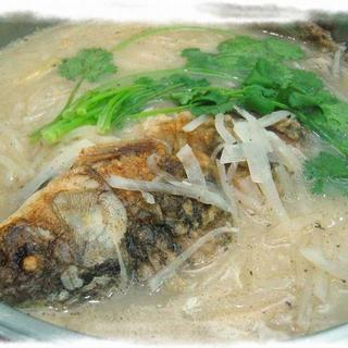 silver-carp-&-shredded-turnip-in-clay-pot