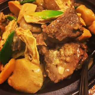 stewed-lamb-brisket-w/dried-bean-curd