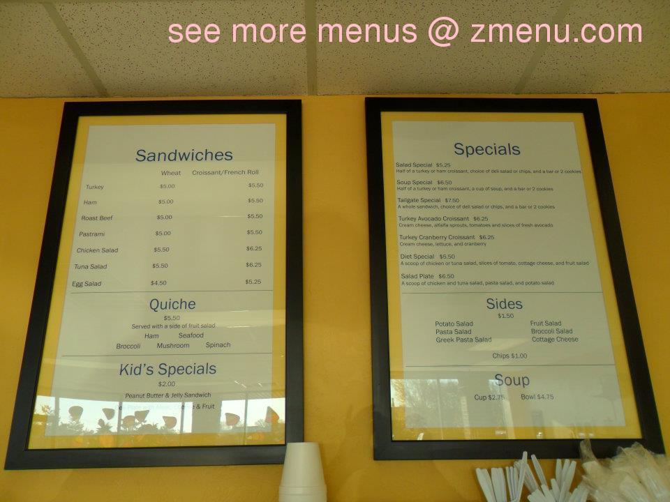 Online Menu Of Mclaren S Pantry Restaurant Edmond