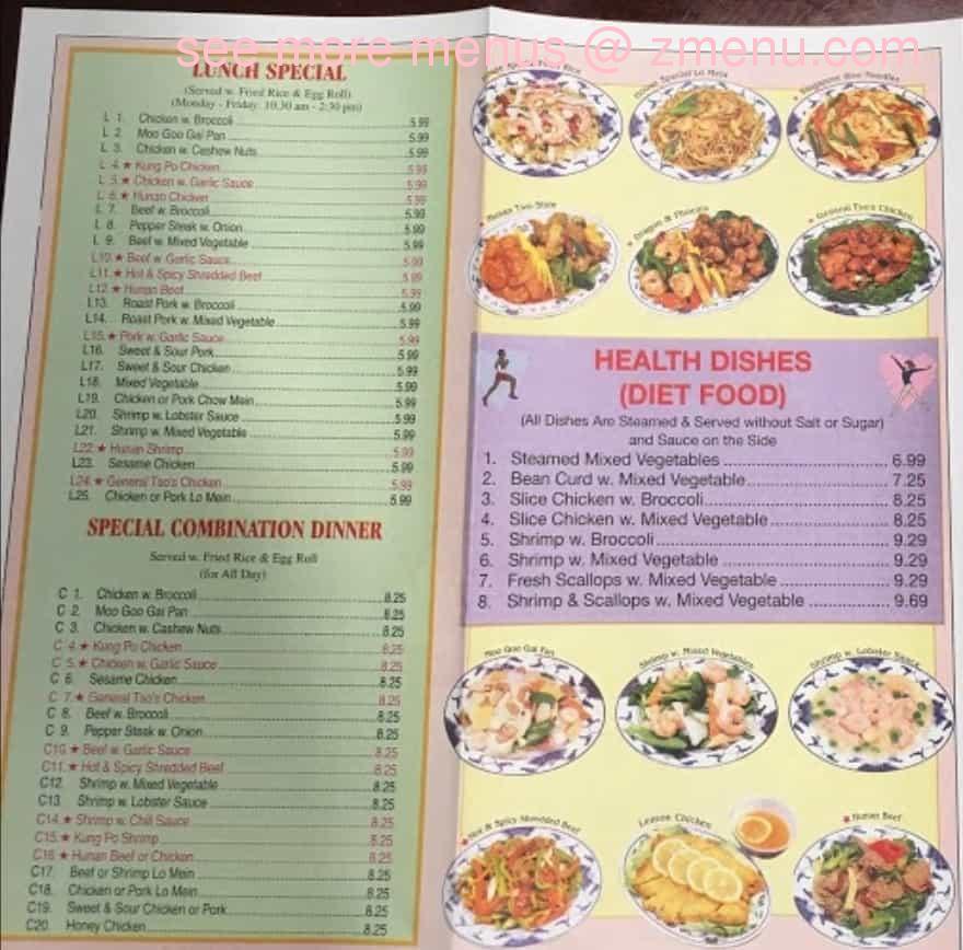 Online Menu Of Mr Chens Kitchen Restaurant Hernando Mississippi 38632 Zmenu