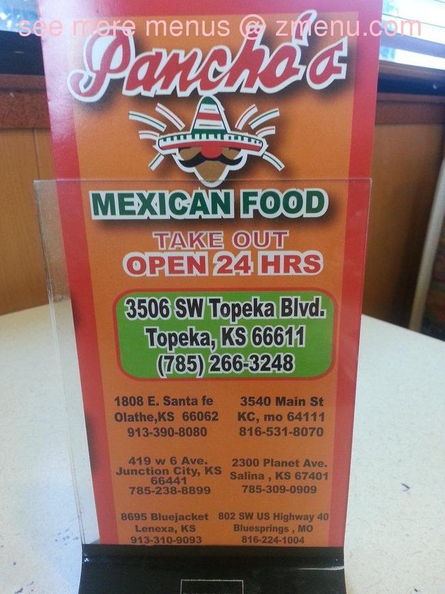 Mexican Fast Food Topeka Ks