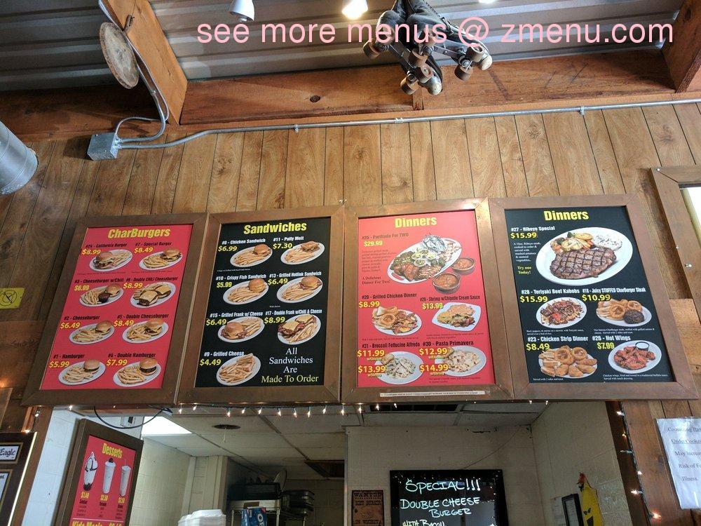 Online Menu Of Bill S Charcoal Grill Restaurant Wichita Kansas