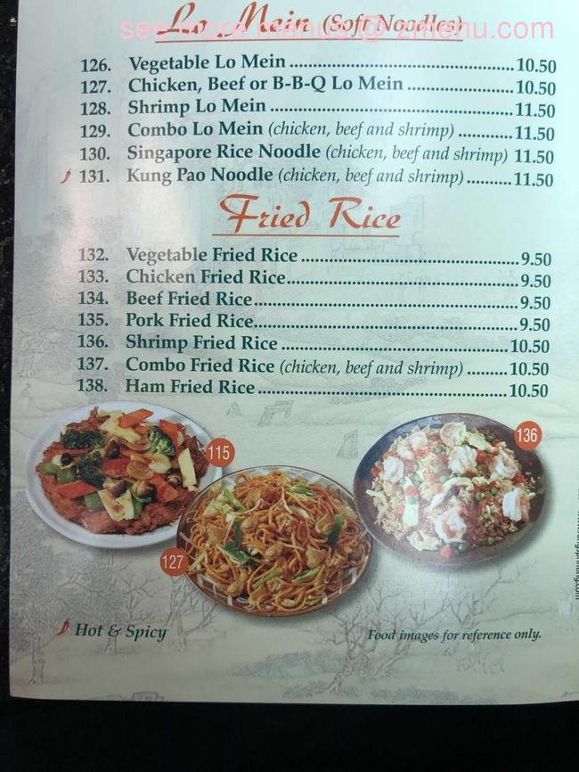Restaurant outdoor menu stands