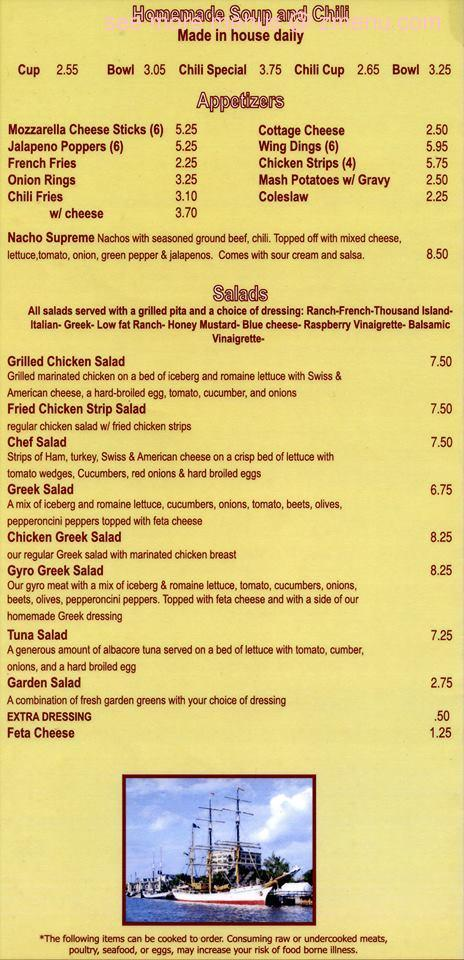 Online Menu Of Zef 39 S Coney Island Restaurant Bay City Michigan 48708 Zmenu