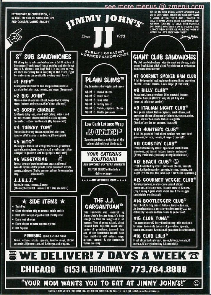 jimmy johns menu pdf
