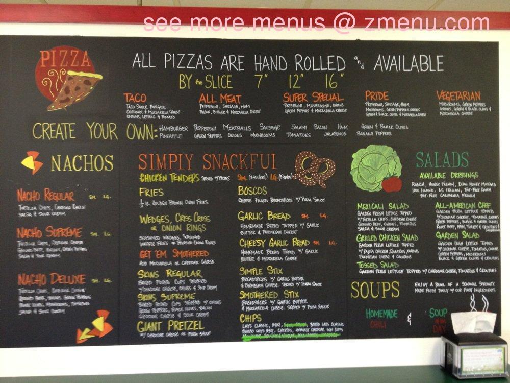 Online Menu of Subs N More Restaurant, South Haven, Michigan