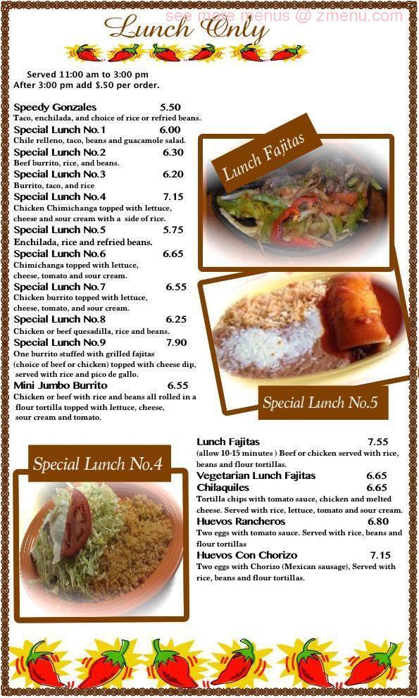 Mexican Restaurant Pueblo West