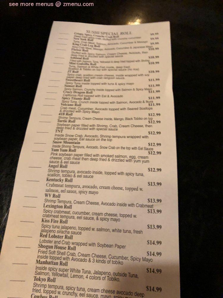 22+ Outback Ashland Ky Menu