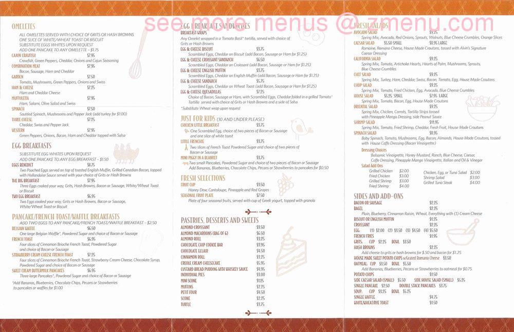 Zea Rotisserie Cafe Harahan La