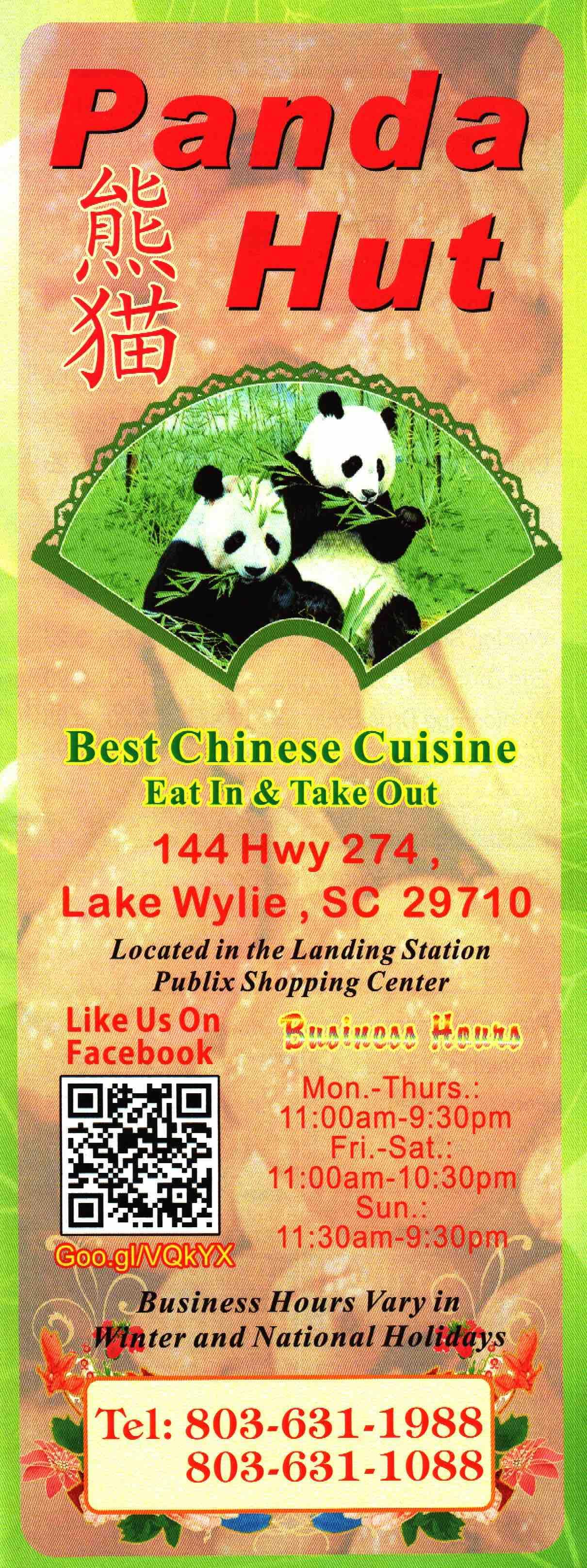 Panda Hut Chinese Food