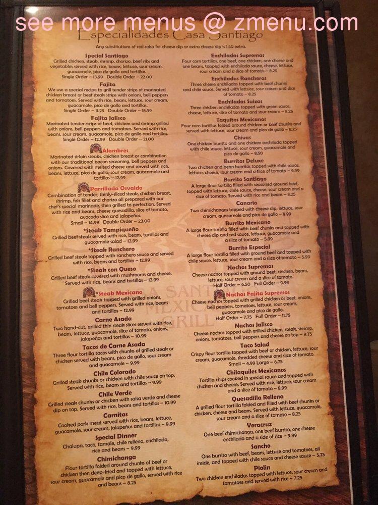 Mexican Restaurant Decatur Mi
