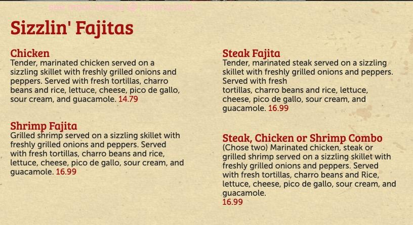 online menu of santa fe cattle restaurant ada oklahoma 74820 zmenu online menu of santa fe cattle