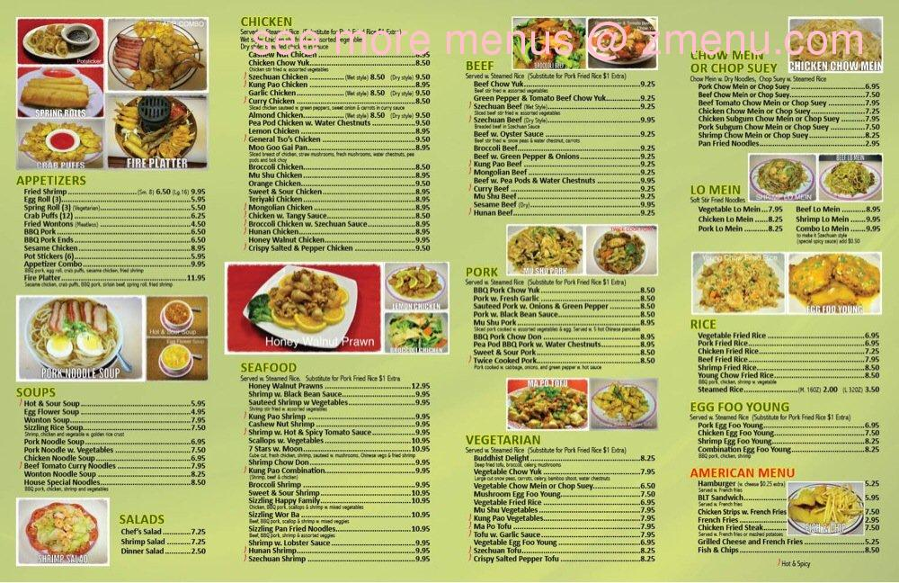 Chinese Food Molalla Oregon