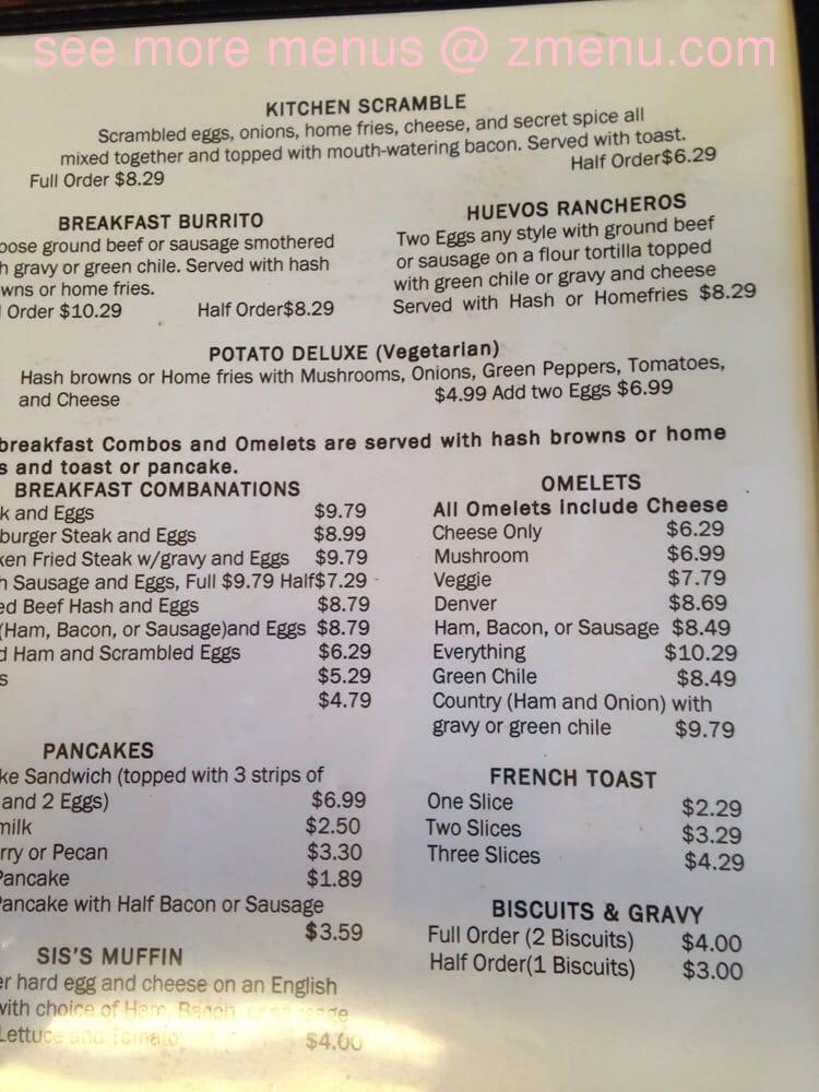 Kitchen Central San Juan Menu And Prices