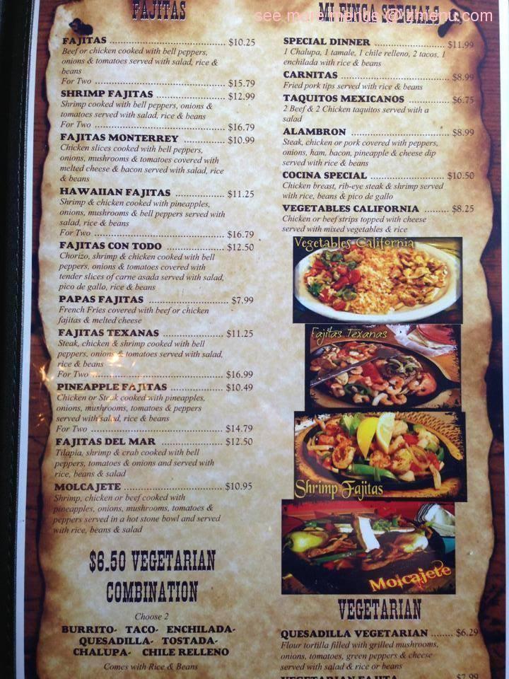 Romano S Restaurant Norton Va Menu
