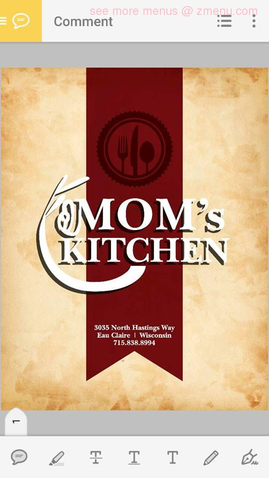 Mom S Kitchen Eau Claire Wisconsin