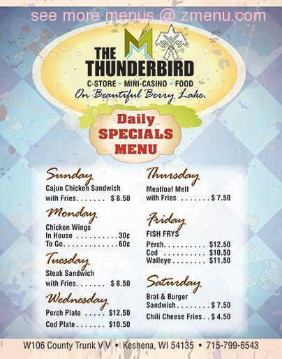 Thunderbird casino keshena wi best casinos world