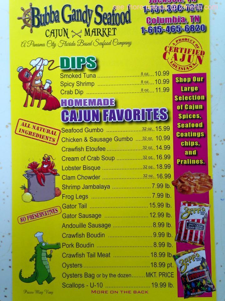 Fast Food Columbia Tn