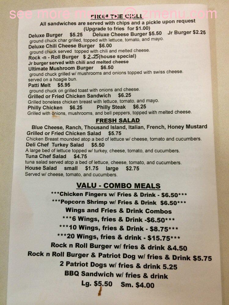 Affordable Cafe Villa Rica Ga Menu