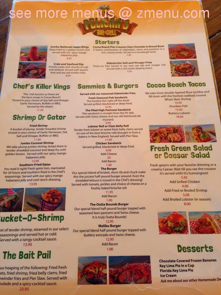 Florida Restaurant Cocoa Beach