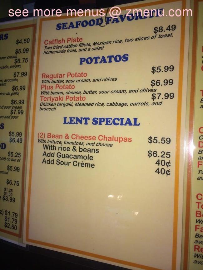 Online Menu Of Chicken Bowl Restaurant Austin Texas