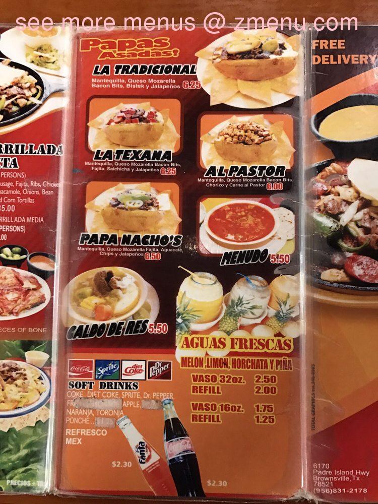Mexican Food Mcallen Tx Us