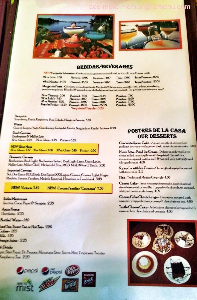 Angola Indiana Mexican Restaurant