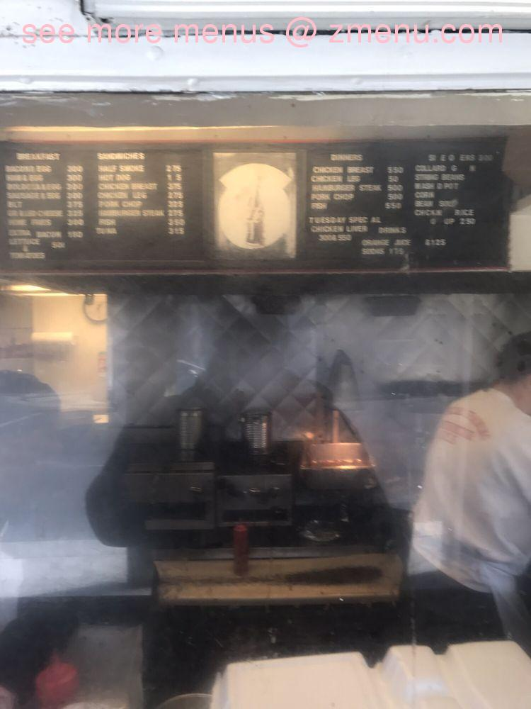 Online Menu Of Blue White Carry Out Restaurant Alexandria Virginia 22314 Zmenu