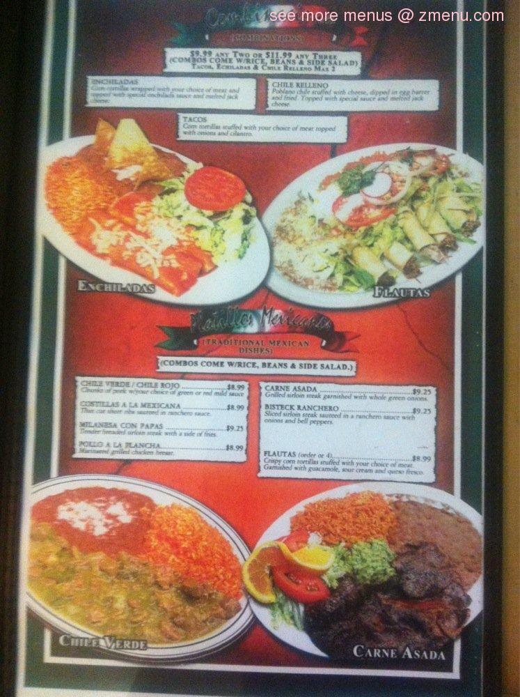 La Iguana Mexican Restaurant Lemoore Ca