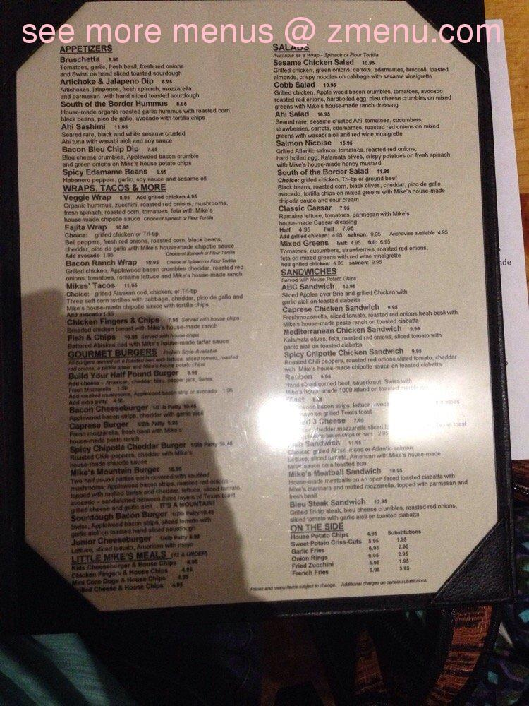 Ho Sun S Kitchen Manteca Ca Menu
