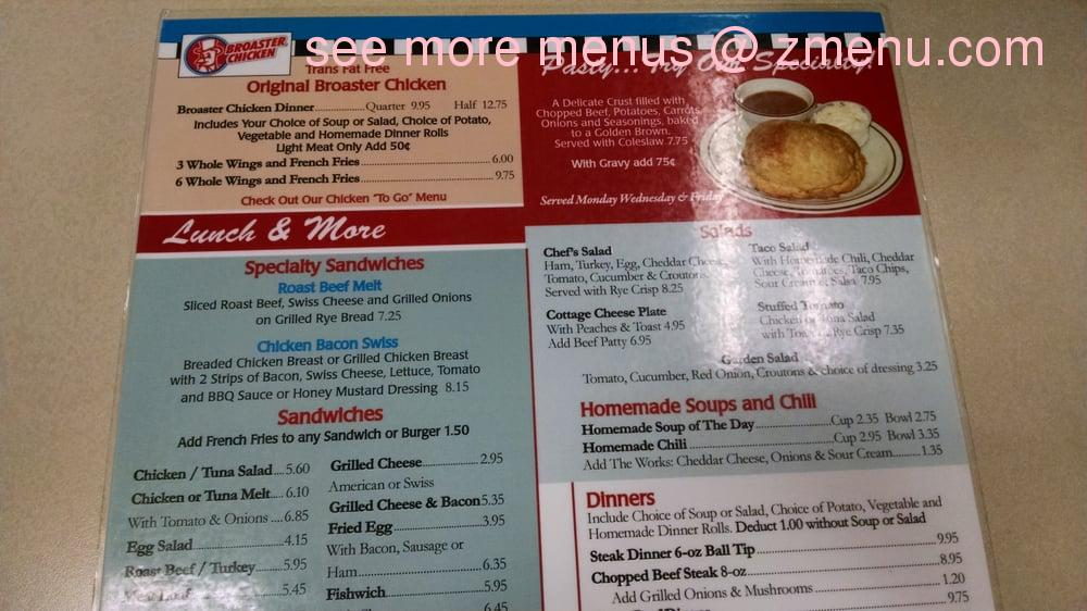 Milda S Cafe Minneapolis Mn Menu