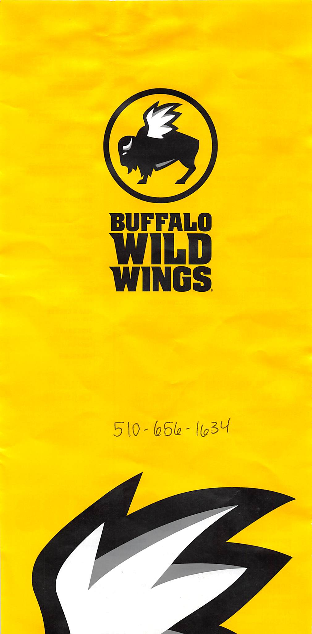 notes on buffalo wild wings Ransom note from buffalo wild wings to view this video please enable javascript, and consider upgrading to a web browser that supports html5 video.