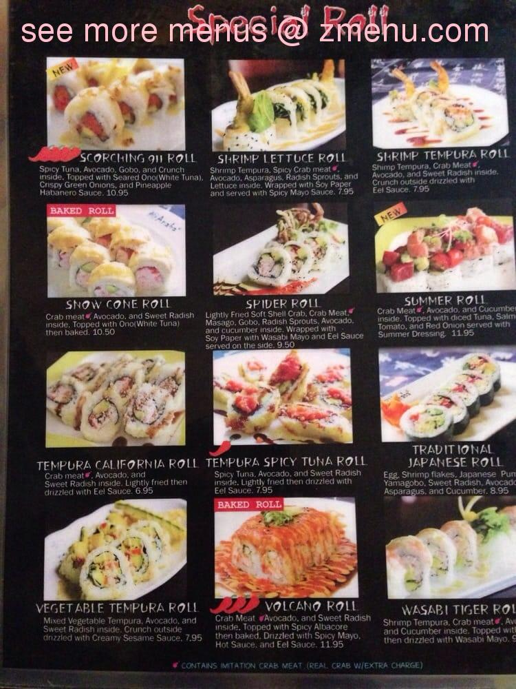 Anaba sushi oxnard
