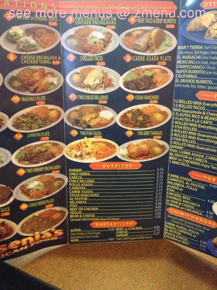 Yesenia S Mexican Food Carmel Mountain