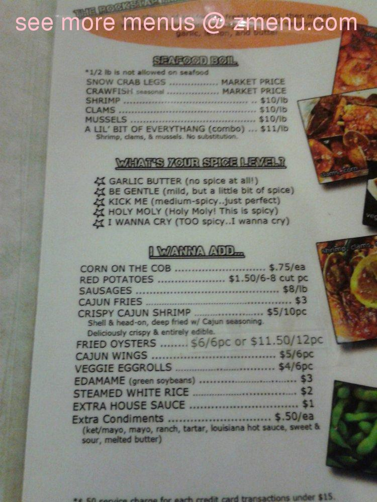 California Pizza Kitchen Menu Prices India