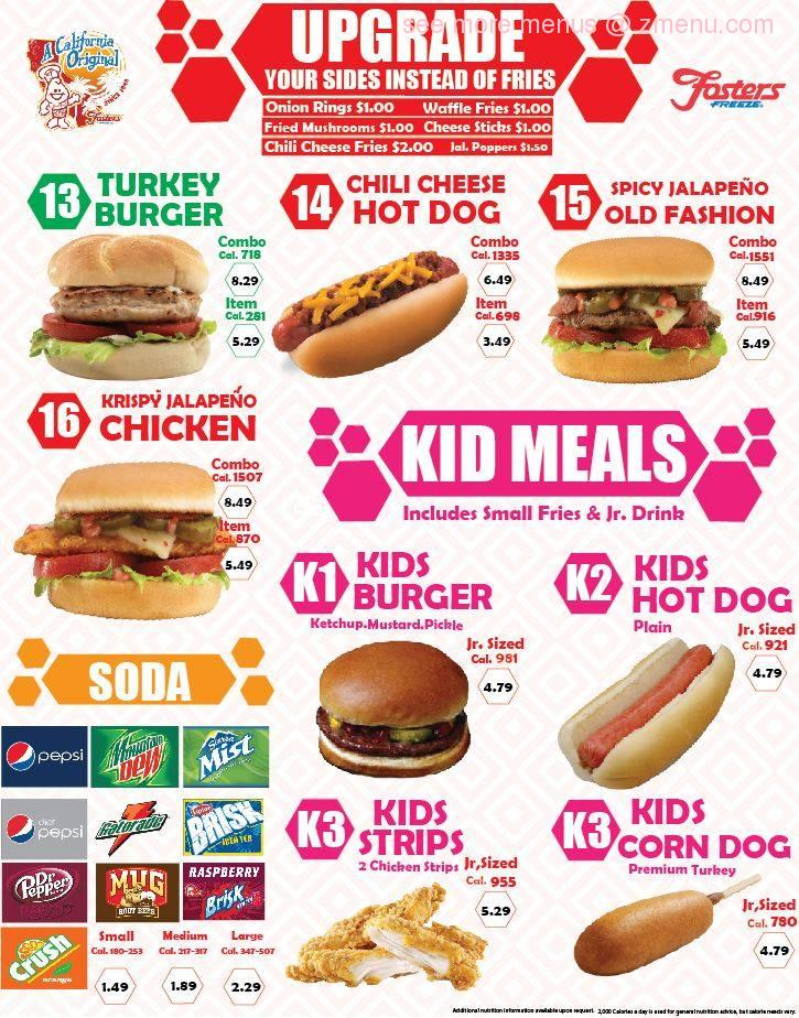 Fast Food Restaurants In Sanger Ca