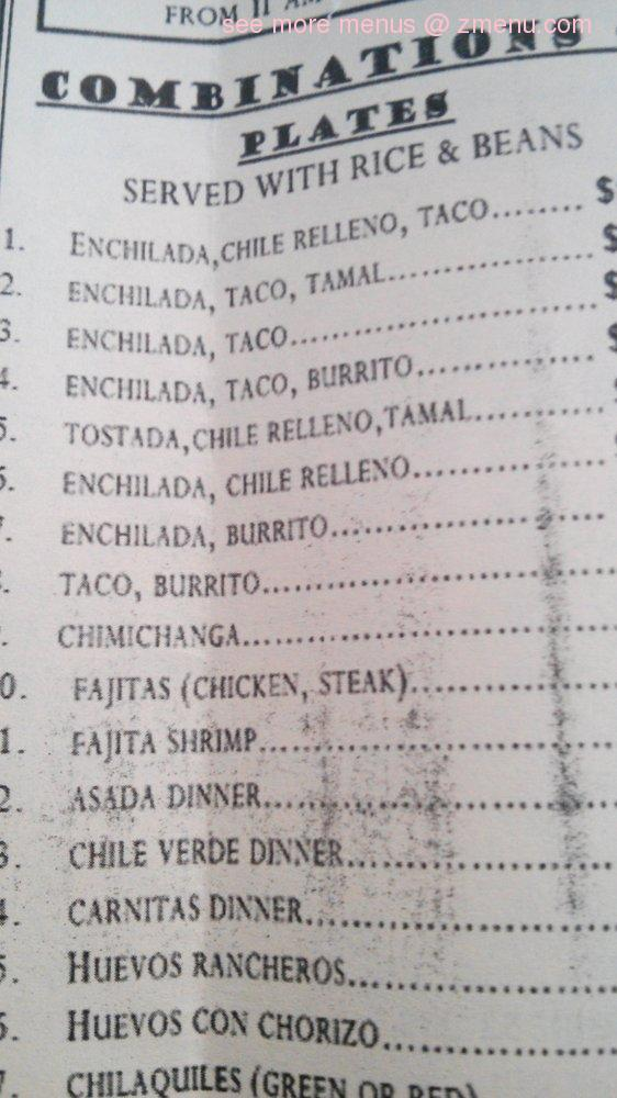 Mexican Food Antioch California