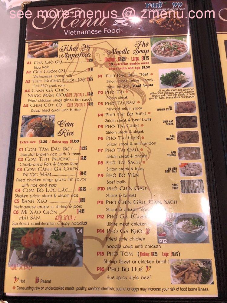 The most comprehensive restaurant online menus & dish reviews site