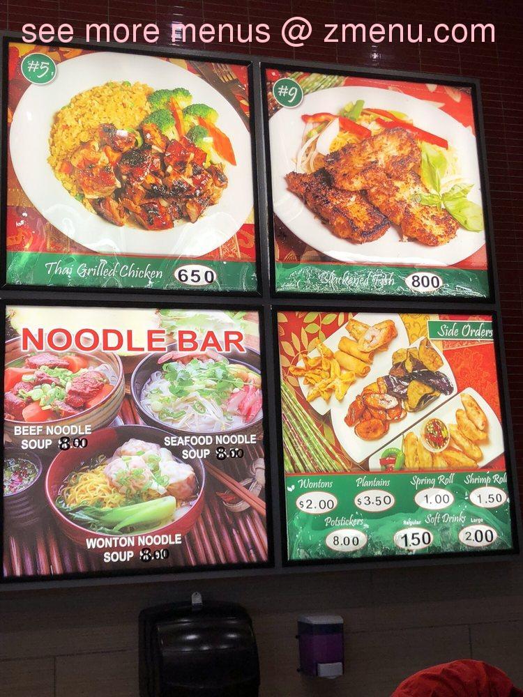 Ruby Thai Kitchen   Online Menu Of Ruby Thai Restaurant Newark Delaware 19702