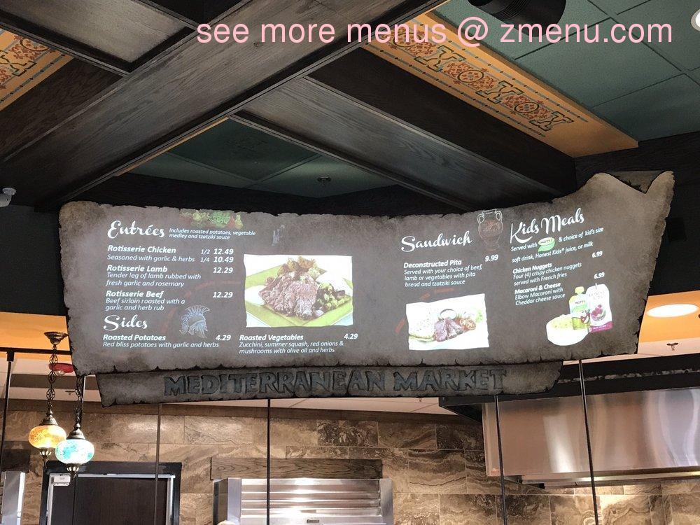 Online menu of marco polos marketplace restaurant - Busch gardens williamsburg prices ...