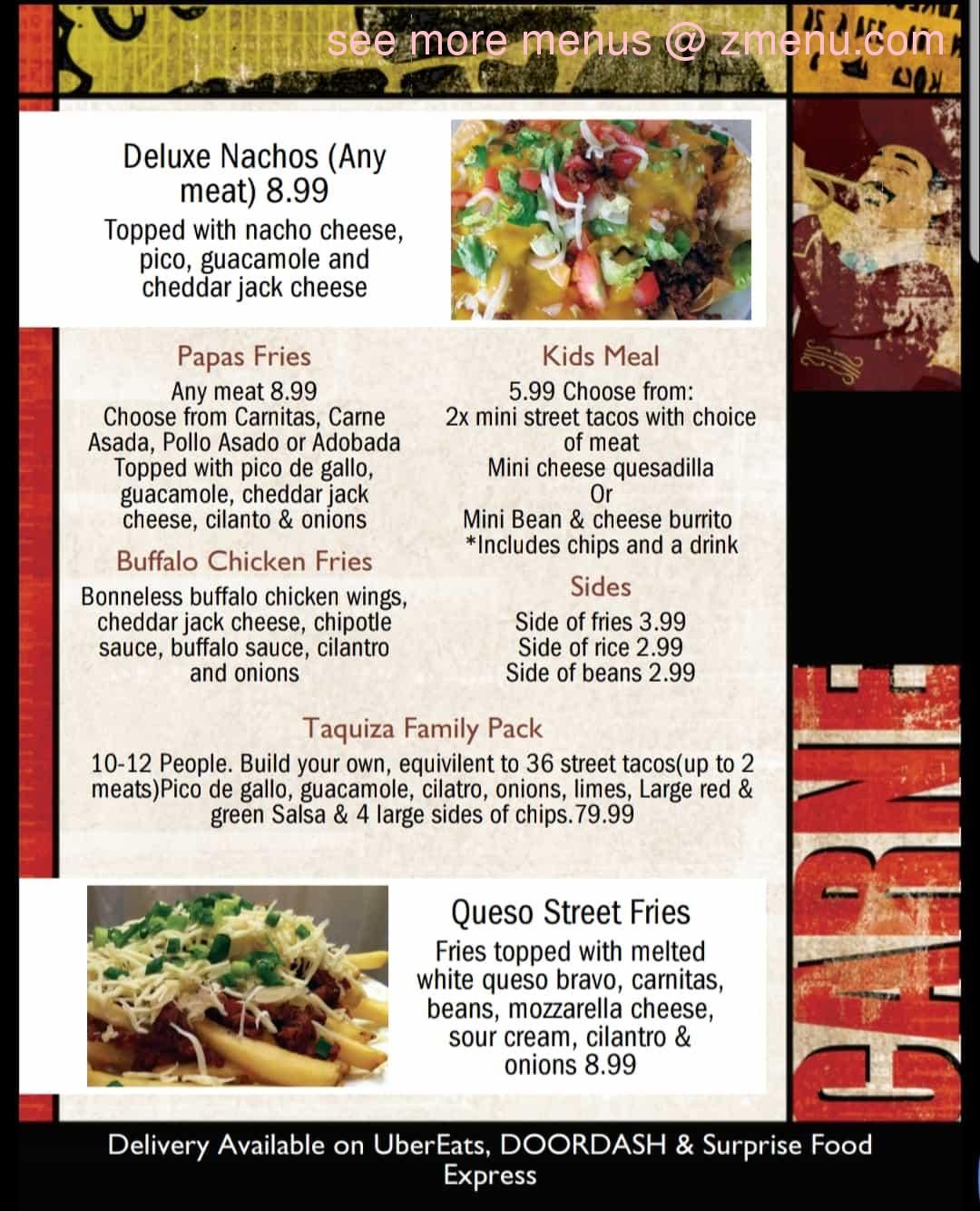 Online Menu Of Casa De Papa Gourmet Tacos Restaurant Surprise Arizona 85374 Zmenu Panda express is currently in a great position, but heavy is the which is why it came as a great surprise to see these ads focused on the quality of the food! online menu of casa de papa gourmet