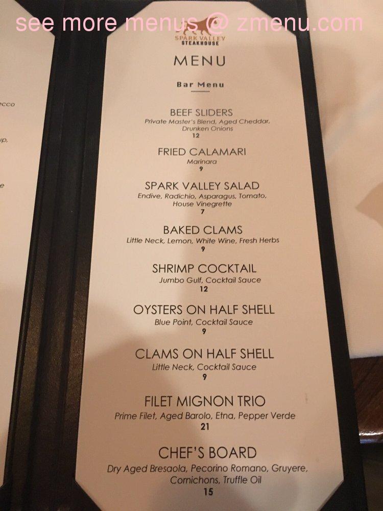 Hudson valley steakhouse